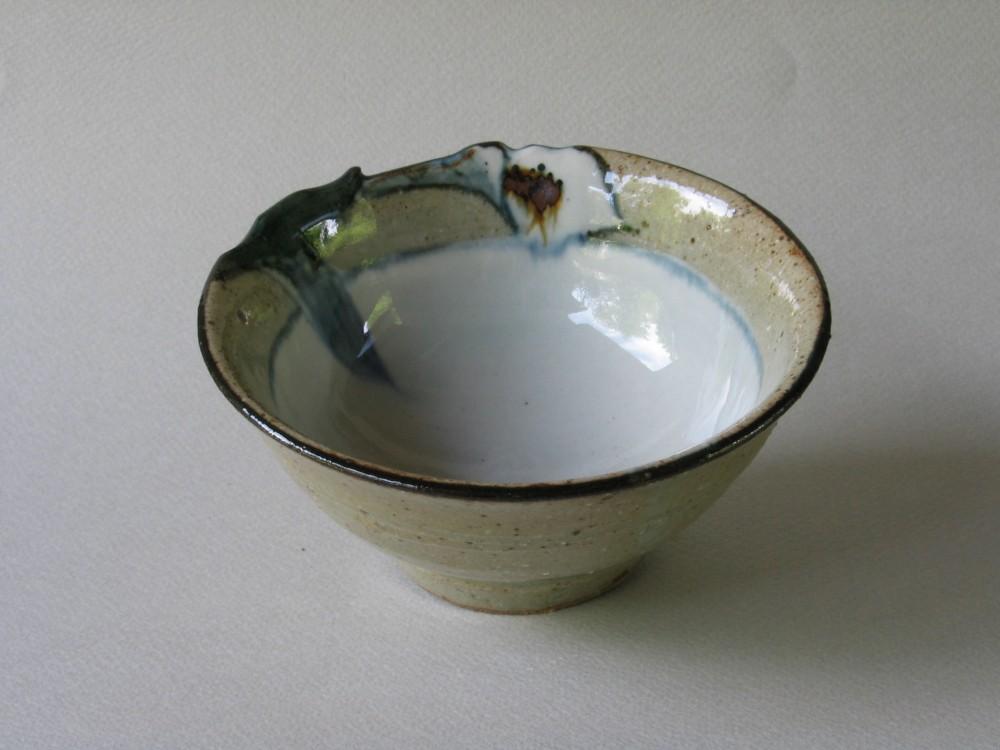 カラー紋深鉢