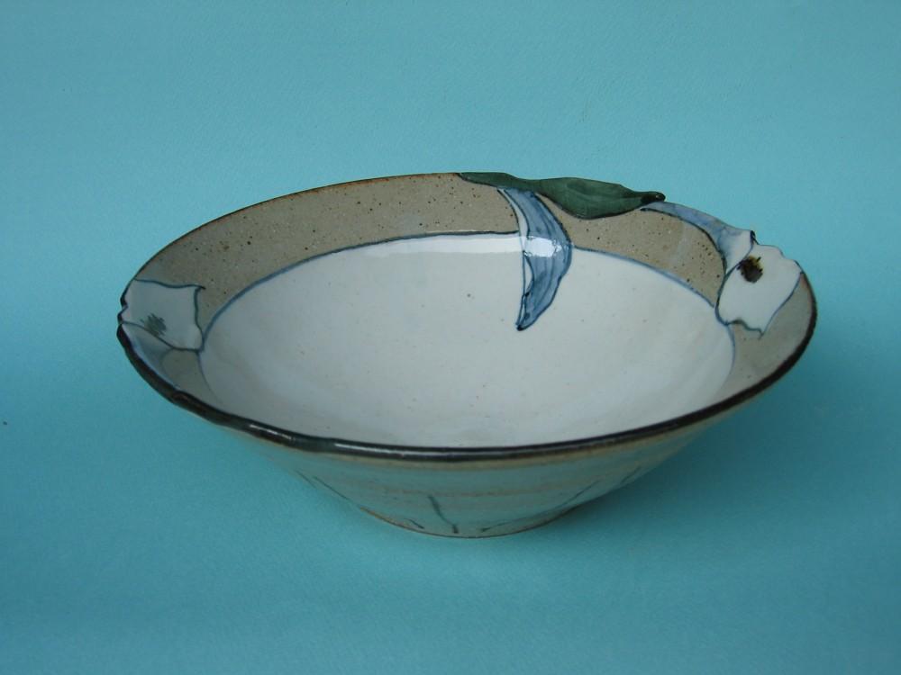 カラー紋鉢